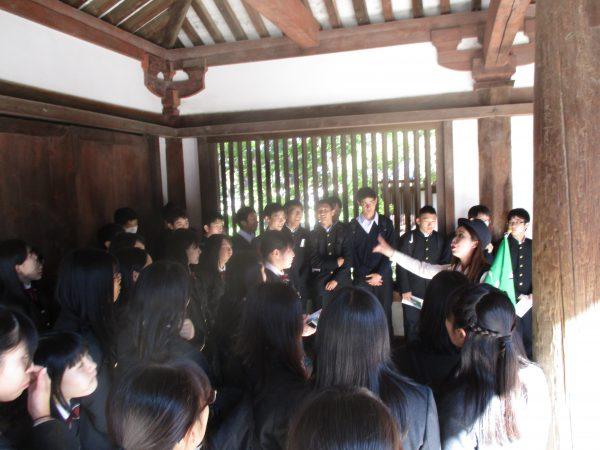 中学3年生 修学旅行 奈良・京都