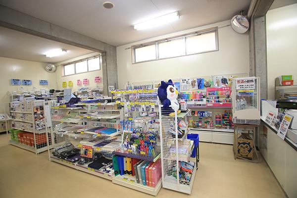 売店(明大マート)