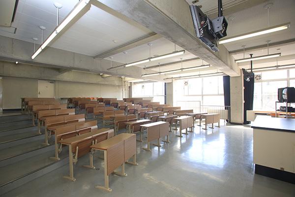 化学(階段)教室