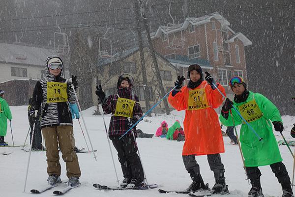 スキー・スノボー教室(希望者)