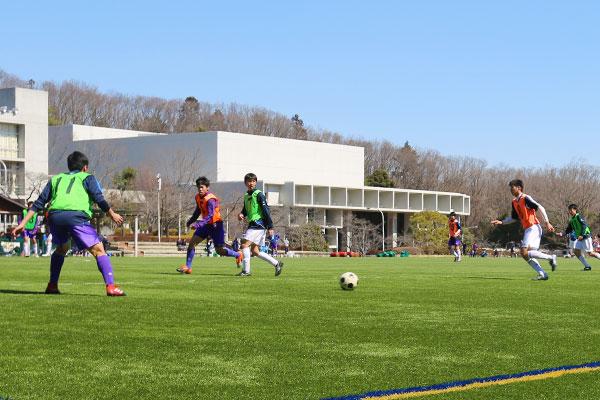 [高校]サッカー部
