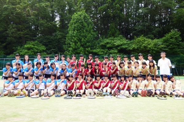 [高校]女子硬式テニス部
