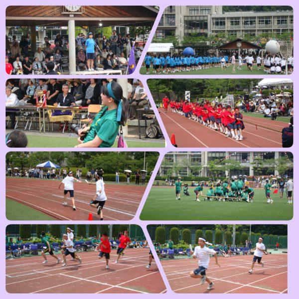 中学体育祭(戸富貴祭体育の部)