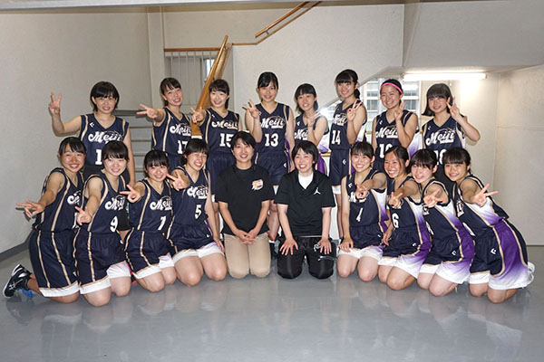 [高校]女子バスケットボール部