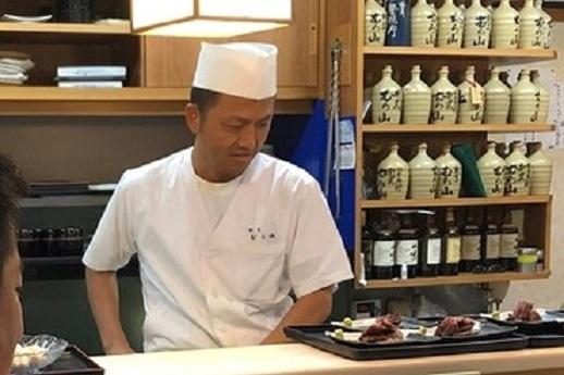 日本料理店経営者/板前