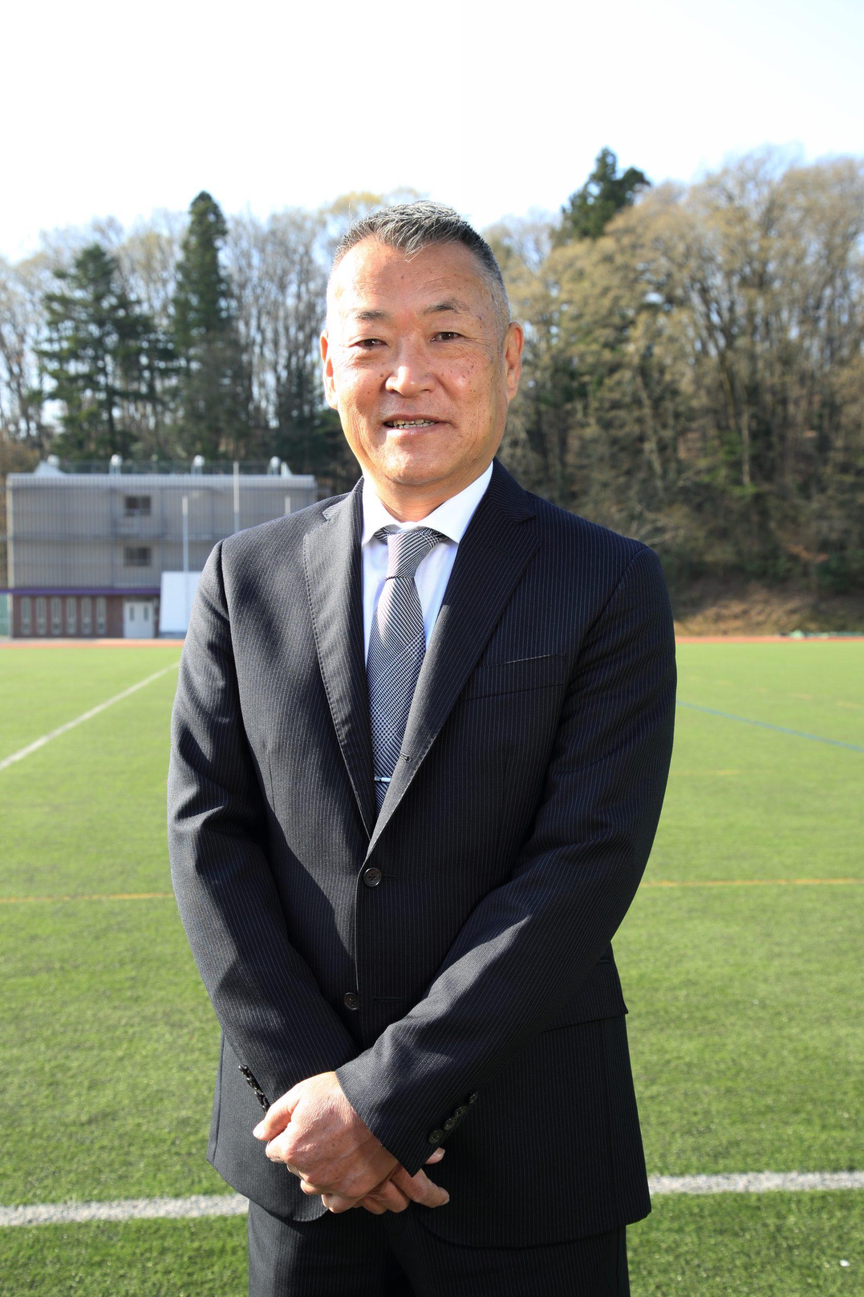 学校長 林 健司