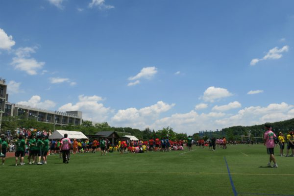 高校体育祭