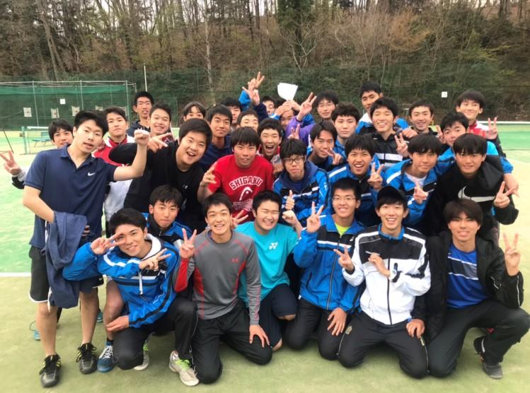 [高校]男子硬式テニス部