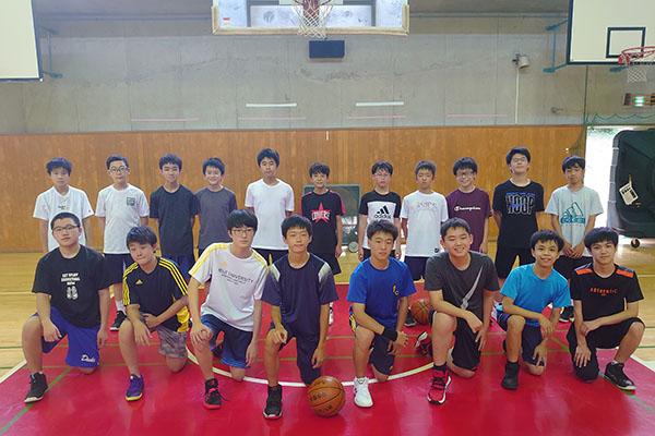 [中学]男子バスケットボール部