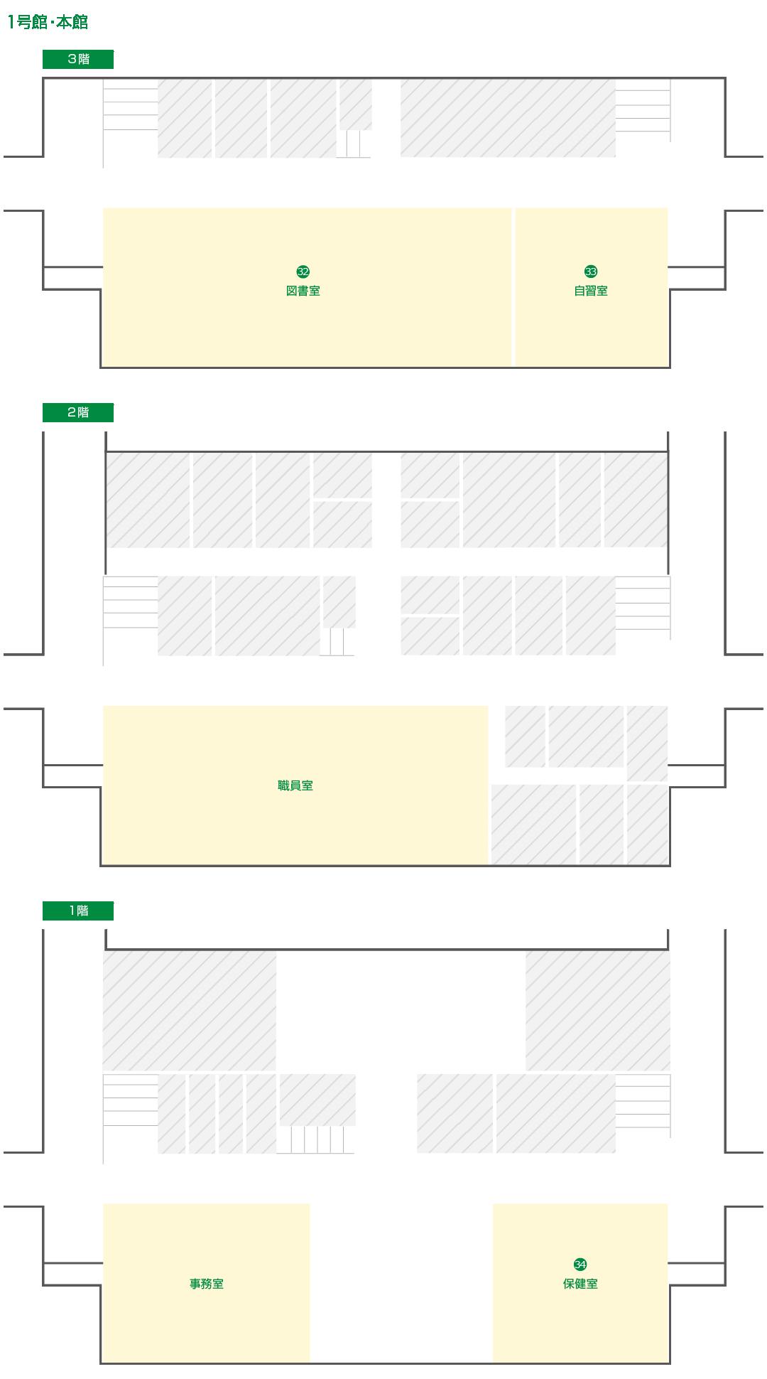 教室配置図